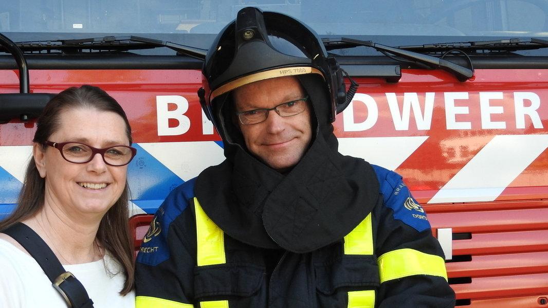 Bedrijf Brandweerdroom