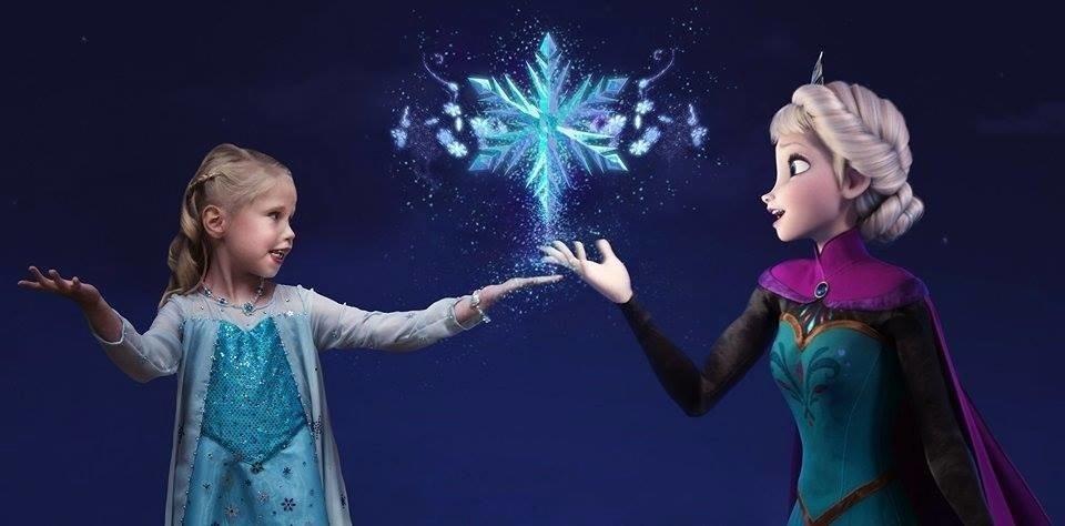 Bedrijf 19-05-2015 | Frozen droom komt eindelijk uit