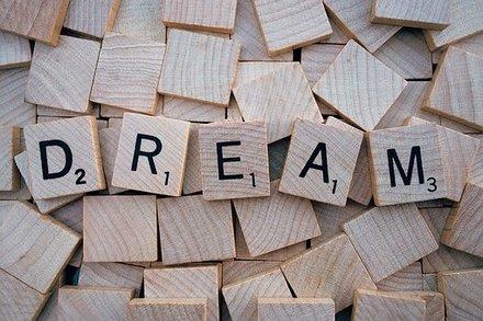 Waarom dromen zonder beperking?